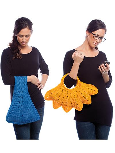 Vintage Crochet Purses Crochet Pattern photo