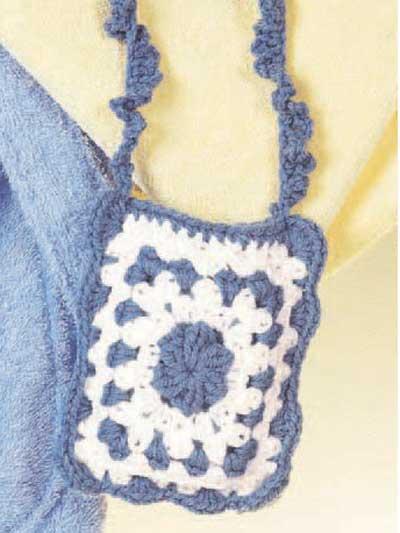 Soap Pocket Crochet Free Patterns