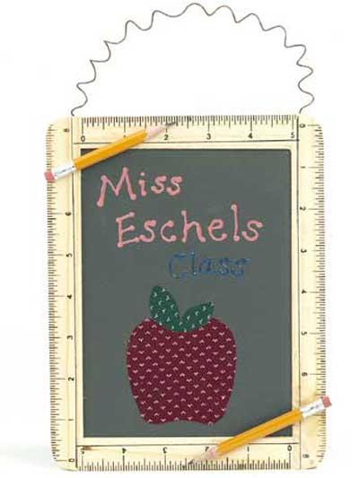 An Apple for the Teacher photo