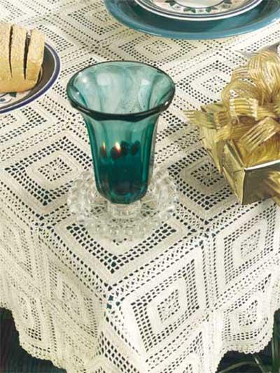 Heirloom Tablecloth photo