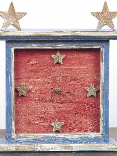 Americana Clock photo