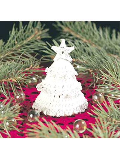 Tiny Christmas.Tiny Christmas Tree Crochet Free Patterns