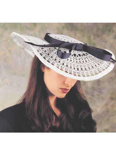 Tisket-a-Tasket Hat photo