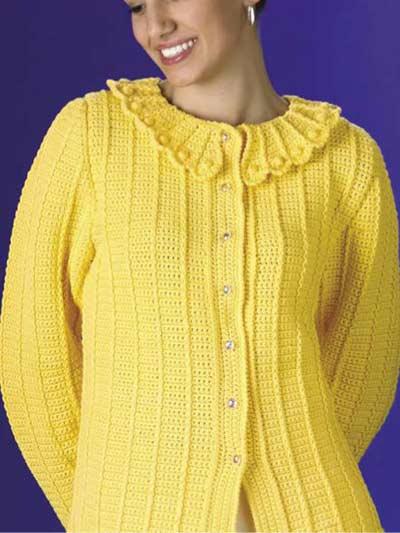 Lemon Drops Sweater photo